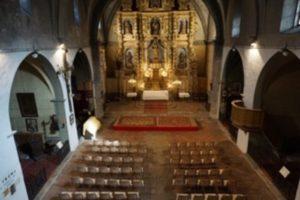 Exposition-rétrospective des icônes de Nicole Wolkonsky Eglise Saint-Sauveur
