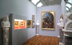 """Exposition """"Six siècles de peinture"""