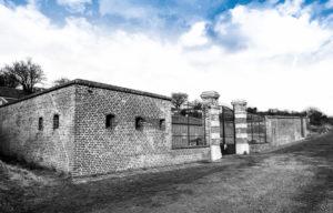 Exposition souvenir du 70ème anniversaire du débarquement - matériel militaire - création d'oeuvres photographiques. BATTERIE DE DOLLEMARD