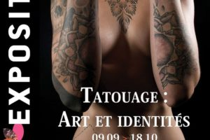 Exposition Tatouage: art et identités Centre culturel Château Palmer