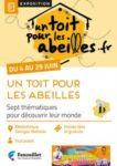 """Exposition """"Un toit pour les abeilles"""" - Du 4 au 29 juin Médiathèque Georges Wolinski"""