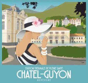 Exposition vintage Grand Hôtel