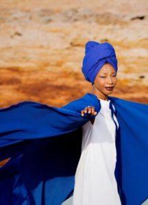 Fatoumata Diawara Théâtre de Thalie