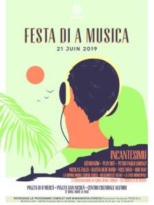 Festa di a musica - Lupinu Centre culturel Alb'Oru (Théâtre de verdure)