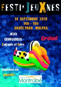 Festi'jeuXnes Zone de loisirs de Malpas