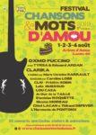 Festival Chansons & Mots d'Amou arènes d'Amou