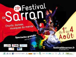 Festival Chants Danses et Musiques du Monde de SARRAN (19) Festival Chants Danses et Musiques du Monde de SARRAN (19)