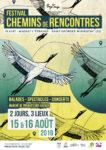 FESTIVAL CHEMINS DE RENCONTRES Festival Chemins de Rencontres - FLAYAT-MAGNAT L'ETRANGE-St GEORGES NIGREMONT