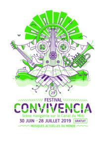 Festival Convivencia - Vias Halte Nautique