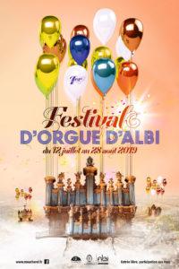 Festival d'Orgues d'Albi Eglise de la Madeleine