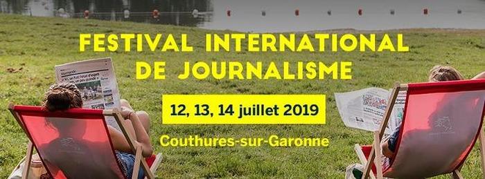 Festival International de Journalisme - 4ème édition Couthures-sur-Garonne