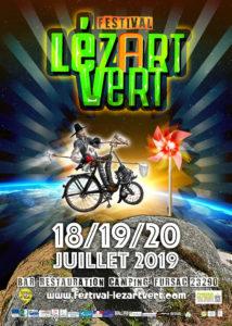 Festival Lézart Vert Festival Lézart Vert - Fursac