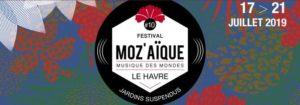 Festival Moz'aïque 10e édition Jardin Suspendus