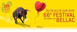 Festival National de Bellac Festival National de Bellac - Théâtre du Cloître