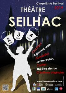 Festival Théâtre à Seilhac Seilhac