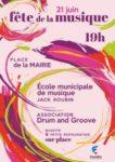 Fête de la musique - Vendredi 21 juin Mairie