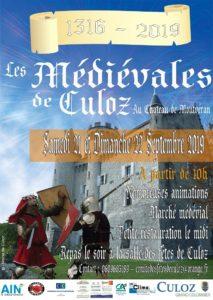 Fête et marché médiéval Château de Montveran