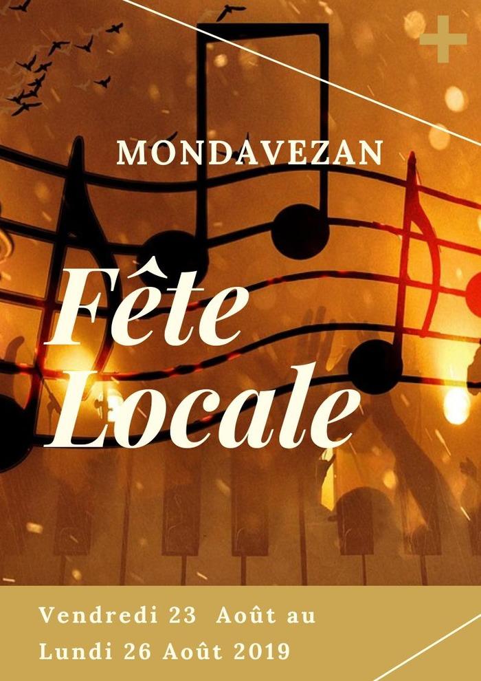 Fête locale de Mondavezan Village