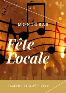 Fête locale de Montgras Village