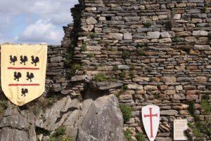 Fête médiévale Hautpoul Hautpoul