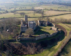 Forteresse de Thil Château de Thil