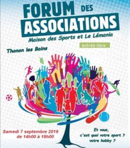 Forum Sport - Culture - Loisirs Salle Lémaniaz - Maison des Sports