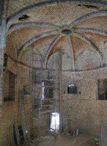 Fouille archéologique Ancienne tour Saint-Ignace