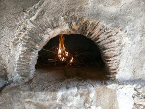 Démonstration du Four à Pain de l'Hermitage Four à pain de l'Hermitage
