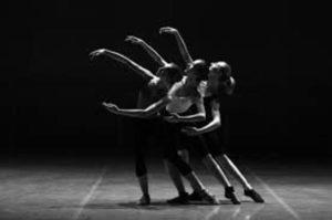 Fresque vivante - Quand la danse se même aux sculptures monumentales... Palais du Tau