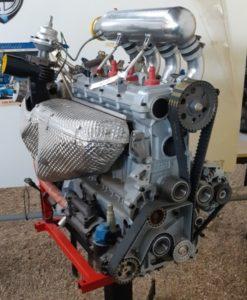 Histoire du moteur thermique et le centenaire de Citroën. Musée du moteur