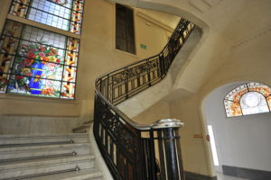 Visite guidée Hôpital Charité - CHU de Saint-Etienne