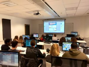 Imaginez et racontez la science de demain en BD ! Nuances de sciences : le village du Campus !