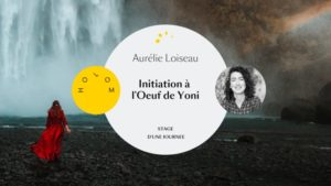 Initiation à l'oeuf de Yoni Holom