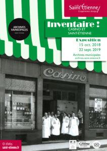 Inventaire ! Casino et Saint-Étienne Archives municipales de Saint-Étienne