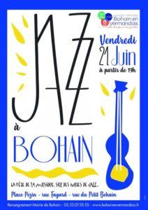 Jazz Rue du Petit Bohain