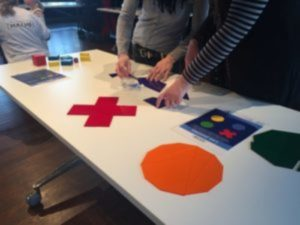 Jeux mathématiques Nuances de sciences : le village du Campus !