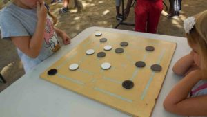 Jeux traditionnels Le Tapis Rouge - salle communale