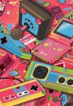 Jeux vidéo en réseau - Rétrogaming Cybercentre - Centre culturel Athanor