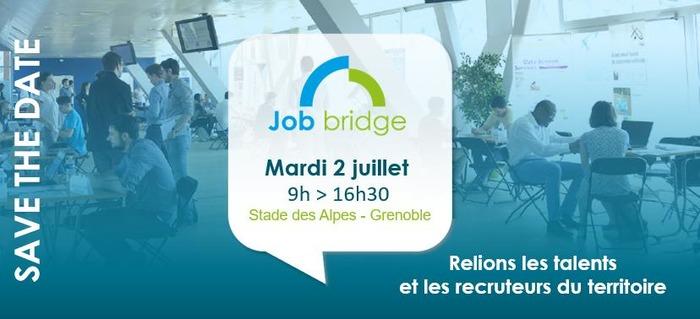 Job Bridge Stade des Alpes Grenoble