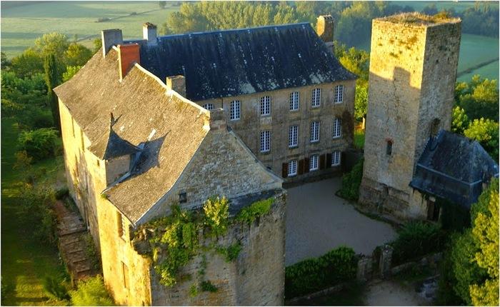 Journée du patrimoine chateau de Cavagnac