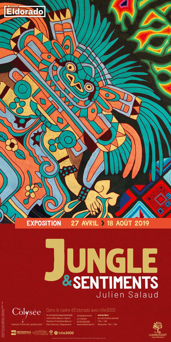 Jungle et sentiments de Julien Salaud Le Colysée