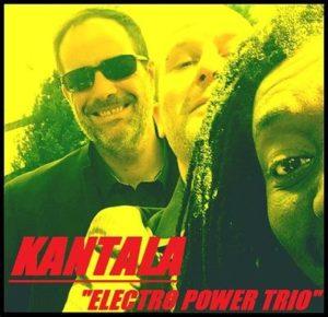 KANTALA ELECTRO POWER TRIO à La Station E Station E