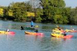 Kayak Etang de la Forge