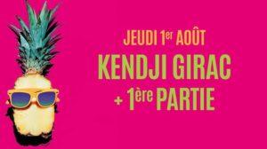 Kendji Girac / 1ère partie La Halle de Martigues