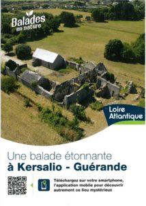 Kersalio - Nature entre les pierres Kersalio 44350 Guerande