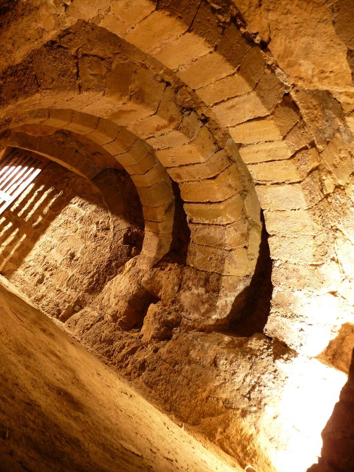 La chapelle souterraine du presbytère La Chapelle Souterraine du Presbytère