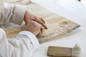 La conservation et la restauration d'archives Archives du département du Rhône et de la Métropole de Lyon