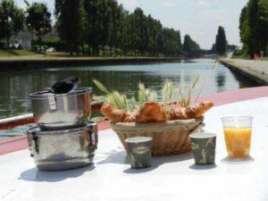 LA croisière Brunch de l'Eté du Canal Canal de l'Ourcq