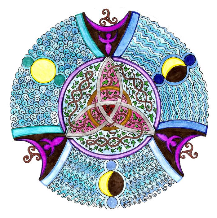 La Lune et sa Magie - rythmes et influences lunaires Chez Vous