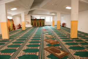 La mosquée et son ensemble à découvrir Mosquée Mohammed-V